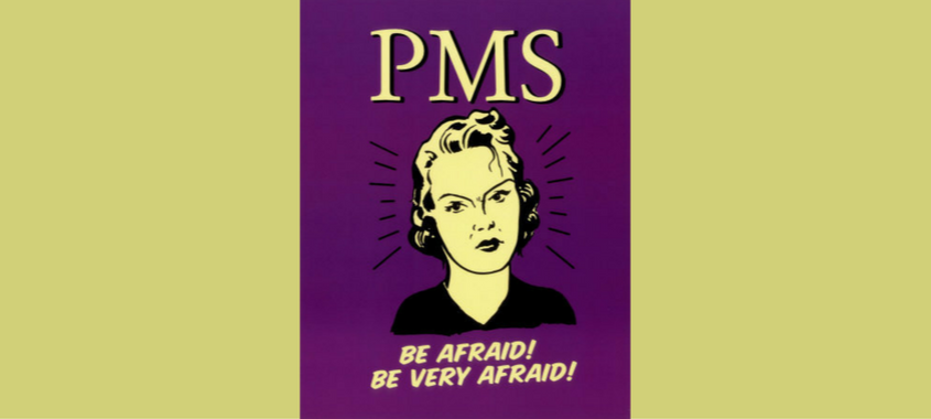 an introduction to the issue of premenstrual syndrome or pms The days leading up to menstrual periods are sometimes a mystery to women too: out of the blue, women with premenstrual syndrome (pms) feel depressed, irritable, find it hard to concentrate, or cry easily.