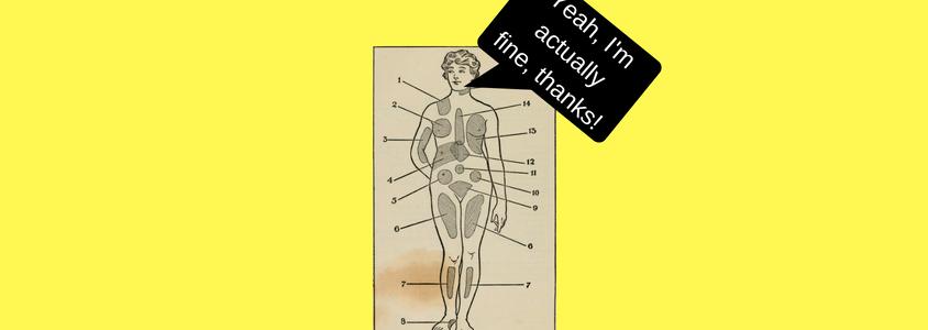 Menstrual changes v PMS symptoms…