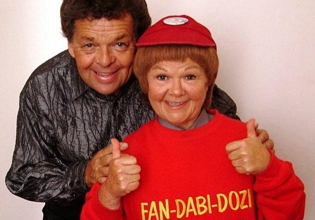 Ah, Wee Jimmy Krankie… (Click on the picture for an optional 'old skool' comedy interlude